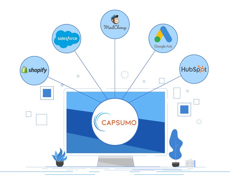 Integrate CapSumo With Marketing Softwares